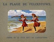Felixstowe  Running. Date: Circa 1903