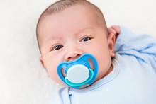 Adorable Little Newborn Baby W...