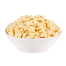 Yellow Star Corn Flakes In Bow...
