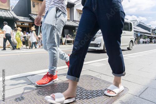 Fotografía  観光地 街歩き