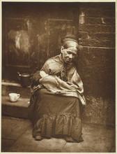 Homeless Woman - Child. Date: ...