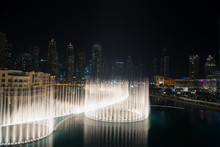 Musical Fountain In Dubai