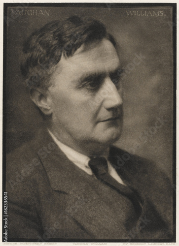 Photo  Vaughan Williams