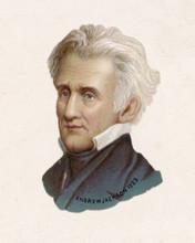 Andrew Jackson - Scrap. Date: ...