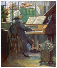 Wolfgang Amadeus Mozart. Date:...