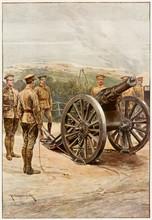 Royal Field Artillery. Date: 1...
