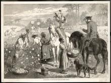 Slavery - North America. Date:...