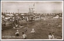 Butlin's Skegness Camp. Date: 1946