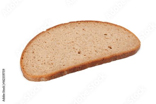Canvas Whole wheat German Bread Slices with different toppings, like butter, jam and ch