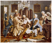 Haydn Performs  Hungary. Date:...