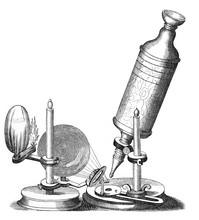 Robert Hooke - Microscope. Dat...