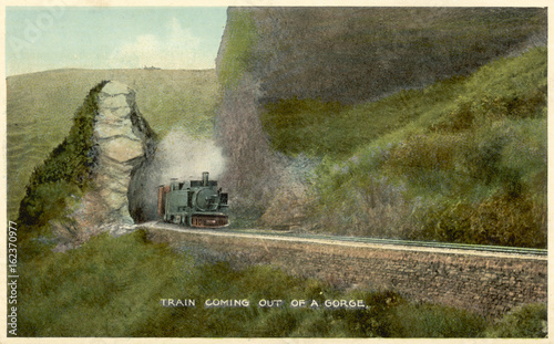 Kalka - Simla Railway 2. Date: 1920 #162370977