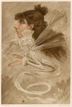 Sarah Bernhardt - Gill 86
