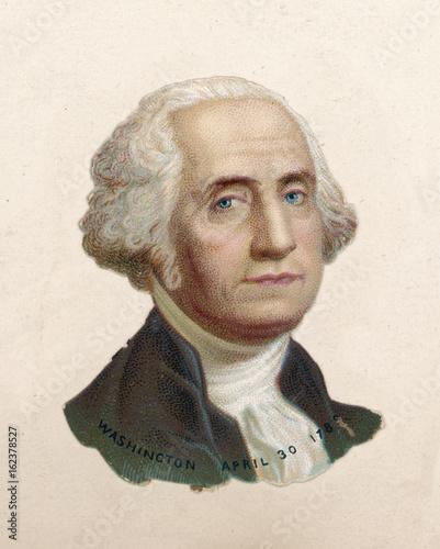 Obraz na plátně George Washington