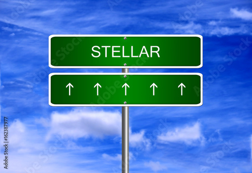 Stellar Cryptocurrency Price Business Mining Wallet Icon Security Trading Currency Exchange