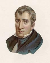 William Henry Harrison. Date: ...