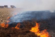 Burning Grass / Fire On The Fi...