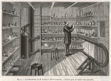 Science - Pasteur. Date: 1884