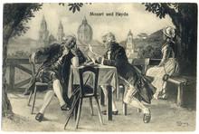 Joseph Haydn - Mozart. Date: 1...