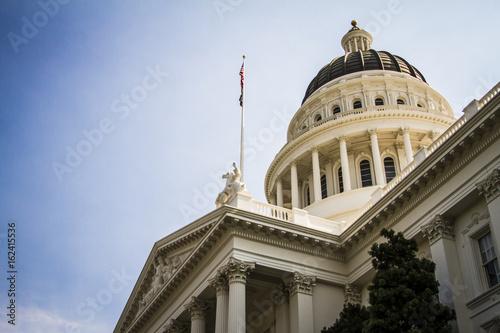 Obraz na plátne California Capitol Building - Sacramento