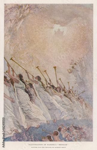 Fotografie, Obraz  Handel's 'Messiah'