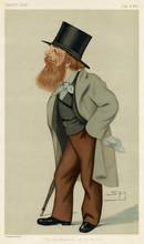 Holman Hunt - Vanity Fair. Date: 1827 - 1910