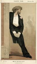 Leighton - Vanity Fair. Date: 1830 - 1896