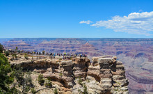 Grand Canyon National Park In ...