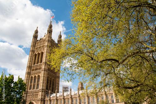 Palace of Westminster, London, United Kingdom Fototapeta