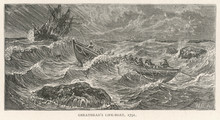 Greathead Lifeboat - Anon. Date: 1791