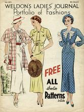 Weldon's Fashionable Women. Da...