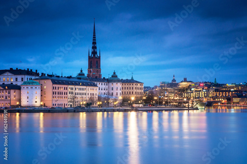 Photo  Old town of Stockholm, Sweden