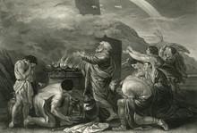 Noah Sacrifices