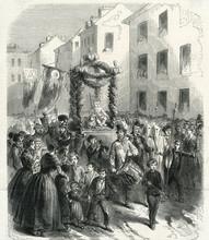 France - St John's Eve. Date: ...