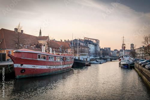 Photo  Copenhagen Harbour