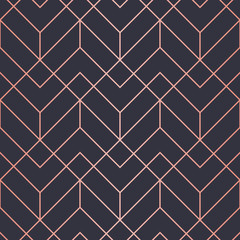 Geometric pattern consistin...
