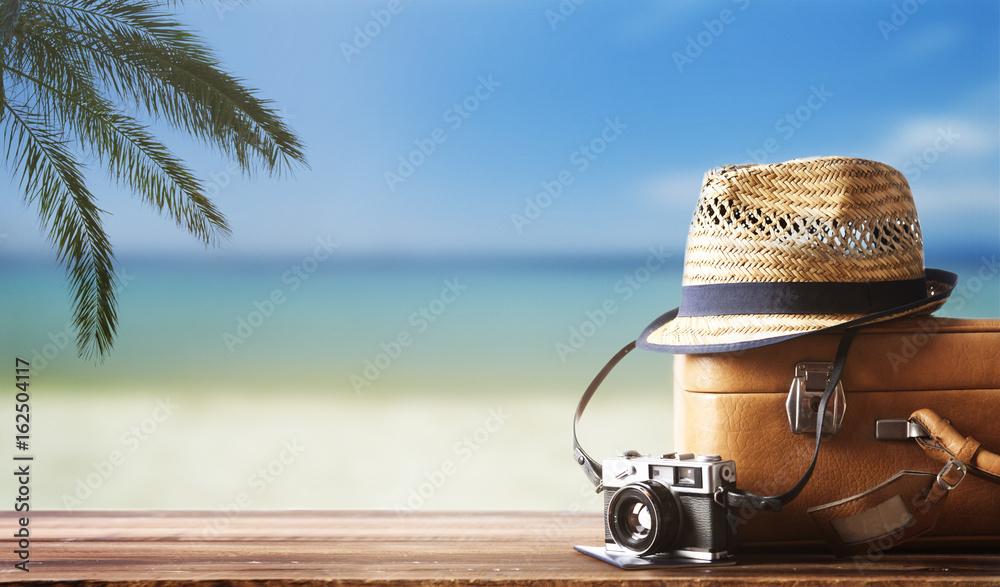 Fototapety, obrazy: Traveling background