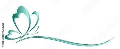 Fotografía  Logo butterfly.