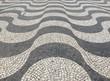 Kopfsteinpflaster in Lissabon