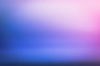 canvas print picture Simple purple, pink gradient pastel blured background for summer design