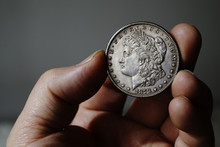 The Old Silver American Dollar...