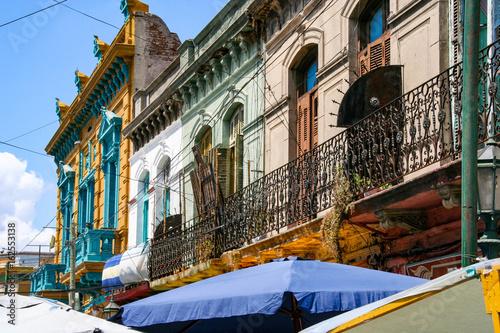 Keuken foto achterwand Buenos Aires La Boca, Buenos Aires, Argentina
