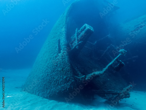 Photo sur Toile Naufrage The Wreck