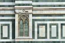 Detail Of Florence Duomo Cathe...
