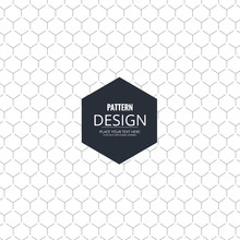 Abstract, Geometric Background Hexagon Background Abstract 3