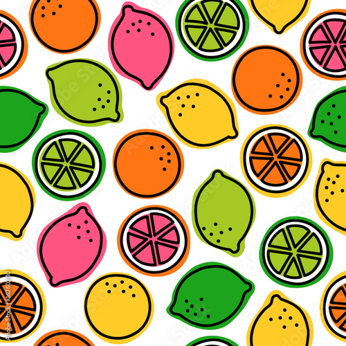 kolorowe-recznie-rysowane-tlo-wzor-owocow-cytrusowych
