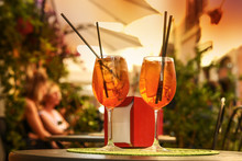 Have A Drink In Rome, Italy