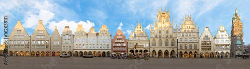 Foto op Plexiglas Panoramafoto s Prinzipalmarkt Münster