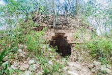 Ruins Of The Ancient Mayan City Uxmal, Mexico
