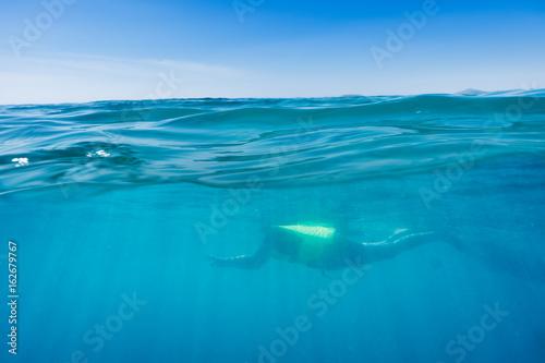 Fotografía  underwater